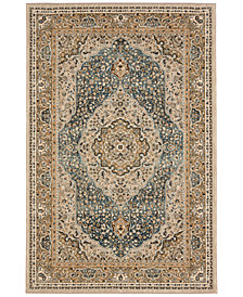 Karastan Touchstone Avonmore Bronze Area Rug Collection