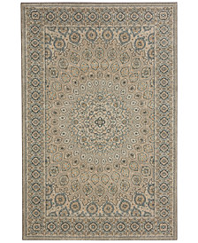"Karastan Touchstone Mahon Willow Gray 9'6"" x 12'11"" Area Rug"