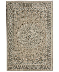 Karastan Touchstone Mahon Willow Gray  8' x 11' Area Rug