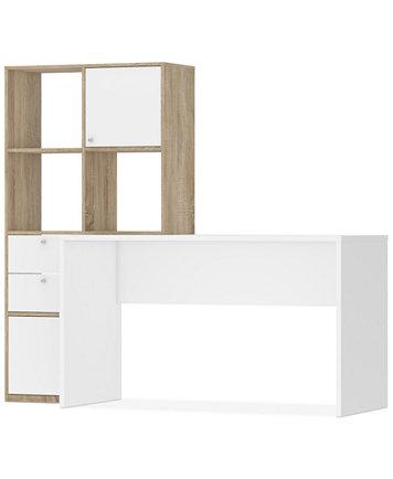 Nedman Bookcase Quick Ship Furniture Macy S