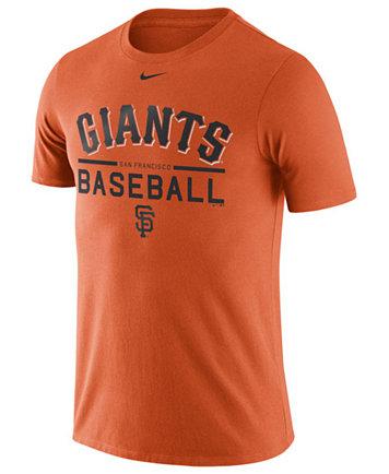 Nike Men's San Francisco Giants Practice T-Shirt - Sports Fan Shop By Lids  - Men - Macy's