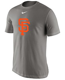 Nike Men's San Francisco Giants BP Logo Legend T-Shirt