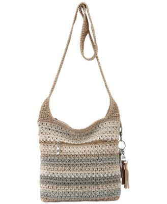 Image of The Sak Casual Classics Crochet  Small Crossbody