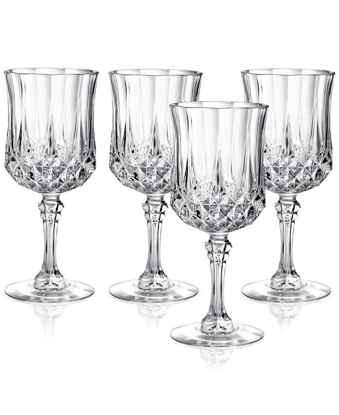 Longchamp - 4-Pc. Wine Glass Set