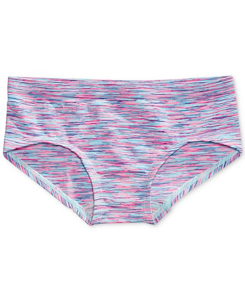 84d969b2773 Maidenform Space-Print Seamless Girlshort Underwear