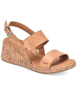 b.o.c. Lillia Slingback Sandals