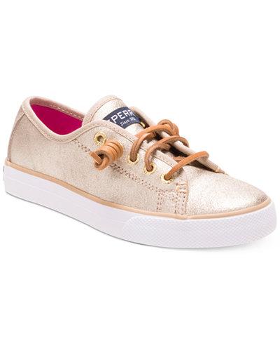 Sperry Seacoast Sneakers, Little Girls & Big Girls
