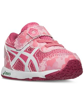 Asics Toddler Girls' School Yard Running Sneakers from Finish Line