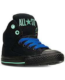 Converse Little Boys' Chuck Taylor High Street High Top Casual Sneakers from Finish Line