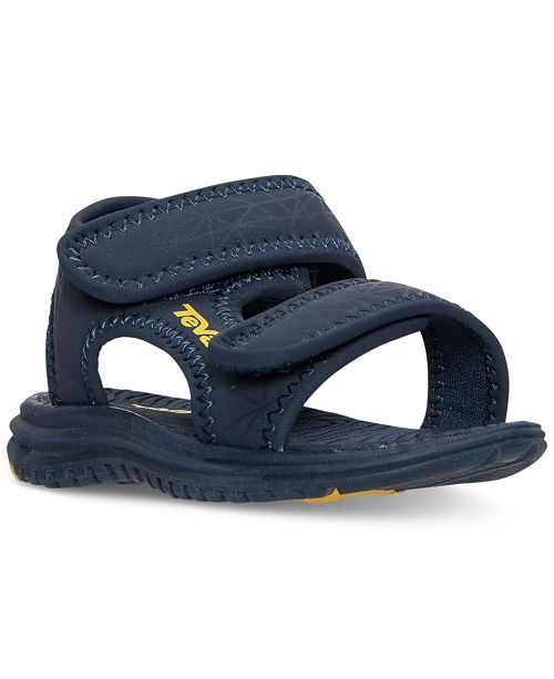 afeebc7c799288 Teva Toddler Boys  Tidepool Athletic Sandals from Finish Line ...