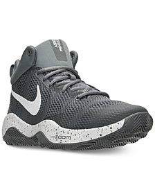 Nike Men's Zoom Rev 2017 Basketball Sneakers from Finish Line