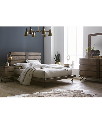 CLOSEOUT! Orion Platform Bedroom Furniture Collection, Created for Macy's