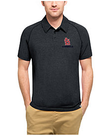 '47 Brand Men's St. Louis Cardinals  Blend Polo
