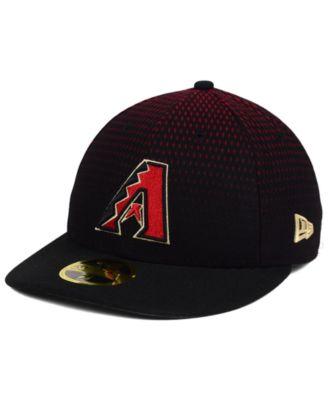 hot sale online ca9a7 2ad3d New Era Arizona Diamondbacks Low Profile AC Performance 59FIFTY Cap - Sports  Fan Shop By Lids - Men - Macy s