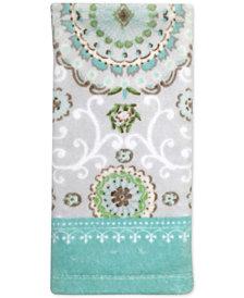 "Dena Camden 11"" x 18"" Cotton Fingertip Towel"