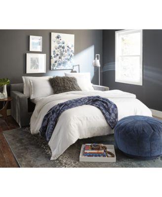 Radley Fabric Full Sleeper Sofa Bed Created for Macys