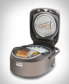 NP-NVC18XJ Induction Heating 10-Cup Rice Cooker & Warmer