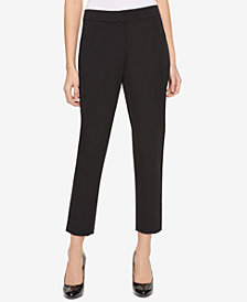 Tommy Hilfiger Slim Ankle Pants, Created for Macy's