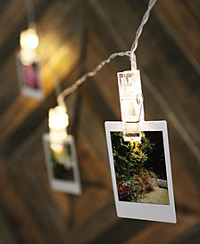 Studio Mercantile  LED Novelty Clips 10ft String Lights