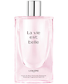 Lancôme La Vie Est Belle Relaxing Fragranced Bath Oil, 6.7 oz