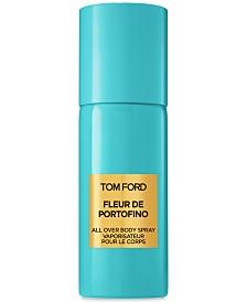 Tom Ford Fleur de Portofino All Over Body Spray, 5 oz