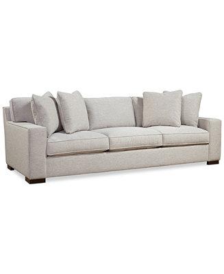 furniture bangor 103 xxl fabric sofa created for macy 39 s furniture macy 39 s. Black Bedroom Furniture Sets. Home Design Ideas