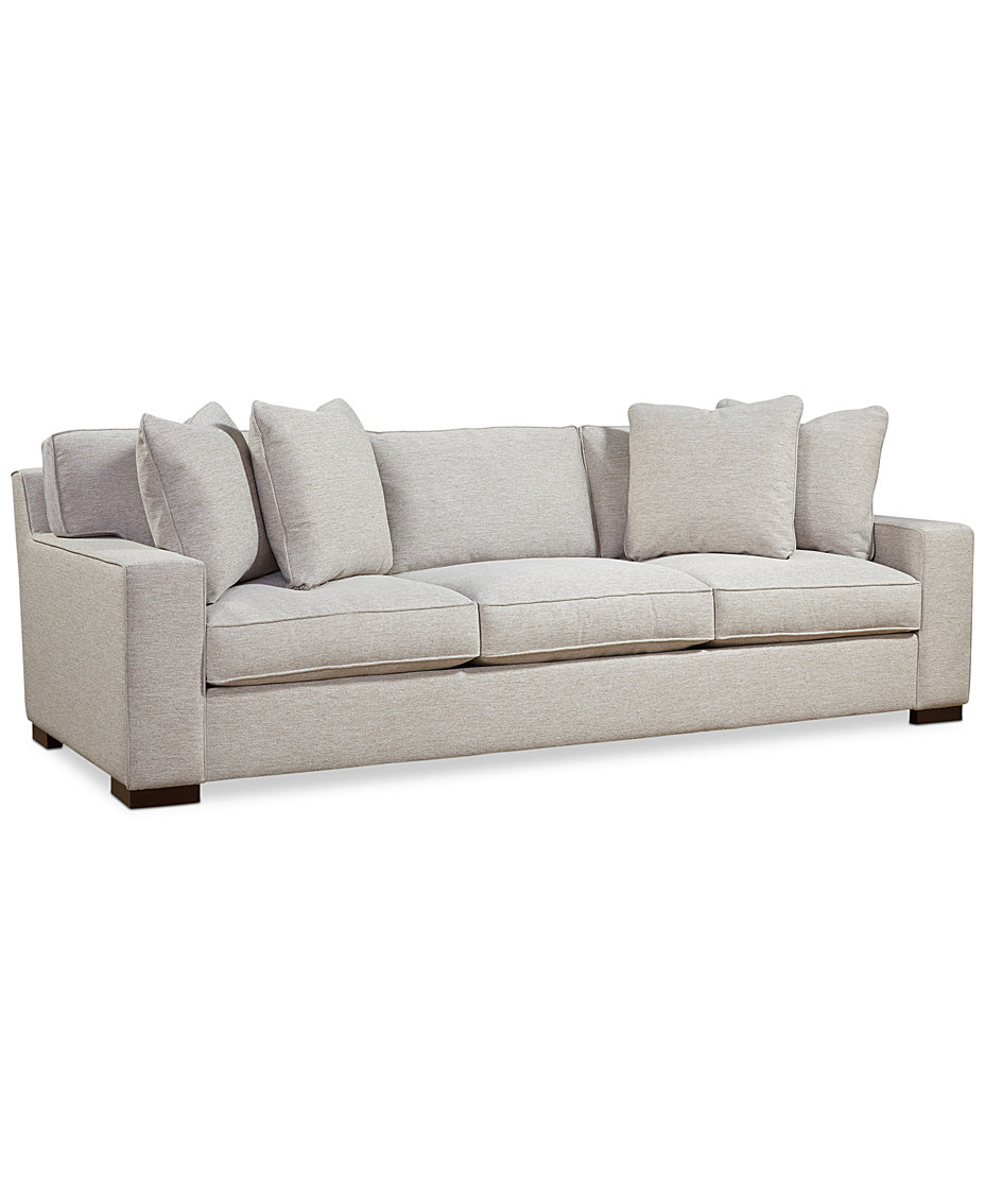 Furniture Bangor 103 Xxl Fabric Sofa Created For Macy S