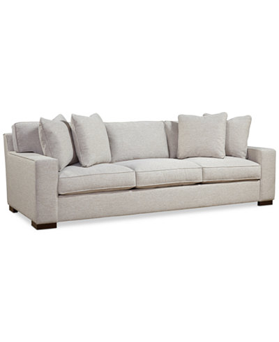 bangor 103 xxl fabric sofa created for macy 39 s. Black Bedroom Furniture Sets. Home Design Ideas