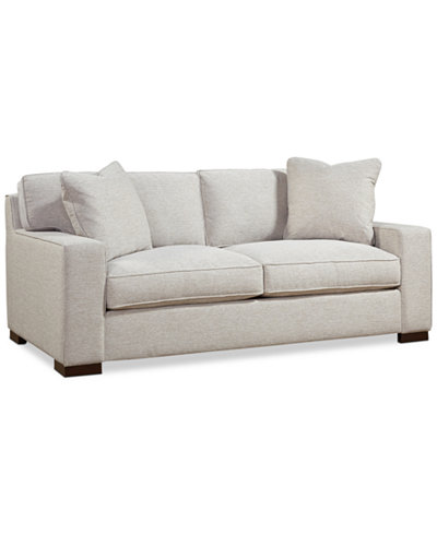 Bangor Apartment Sofa, Created for Macy\'s - Furniture - Macy\'s