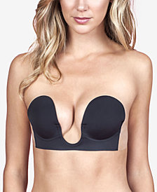 Fashion Forms U Plunge Backless Strapless Bra MC536