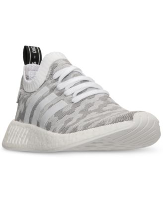 adidas Women\u0027s NMD R2 Primeknit Casual Sneakers from Finish Line