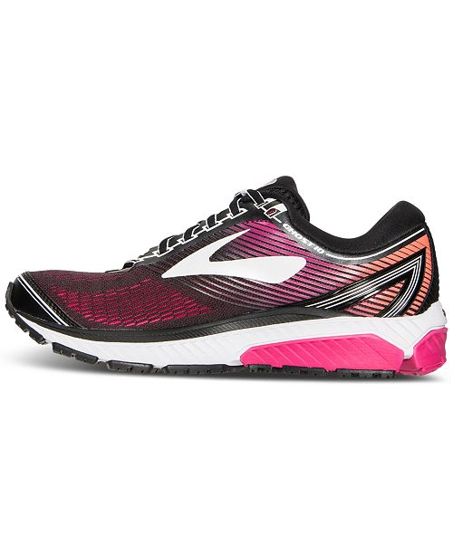 c9a8f669cf9 Brooks Women s Ghost 10 Running Sneakers from Finish Line   Reviews ...