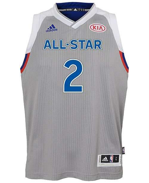 info for dbe5b 5403f adidas Kyrie Irving 2017 NBA All-Star Game Swingman Jersey ...