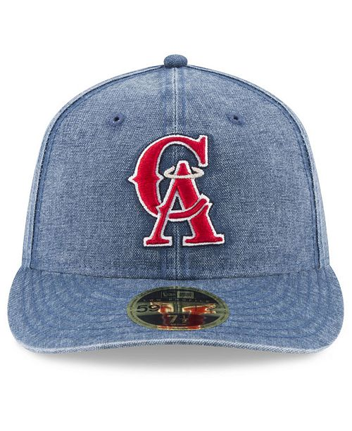 42d0047e45f894 ... usa new era. los angeles angels 59fifty bro cap. be the first to write