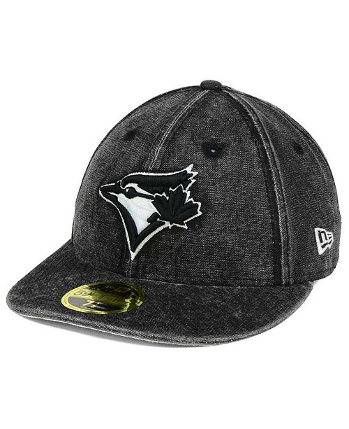 New Era Toronto Blue Jays 59FIFTY Bro Cap - Sports Fan Shop By Lids ... 185be1d27555