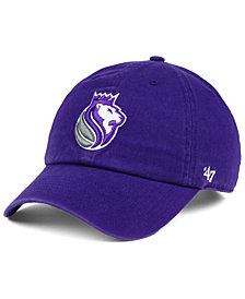 '47 Brand Sacramento Kings Clean Up Cap
