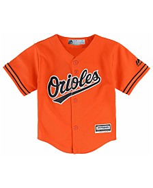 Majestic Baltimore Orioles Blank Replica CB Jersey, Infant Boys (12-24 months)