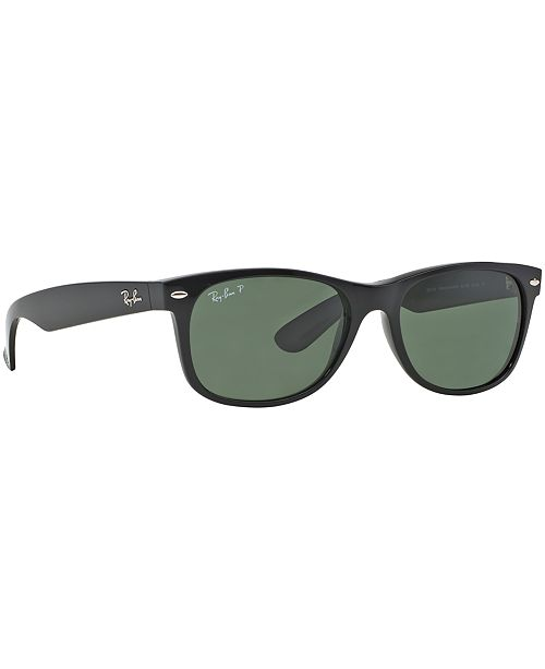 bf4382f26a ... Ray-Ban Polarized New Wayfarer Sunglasses