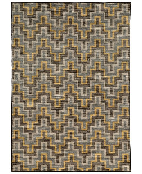 JHB Design CLOSEOUT!  Brookside Inca Brown Area Rugs