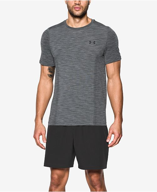 e35237ea316f80 Under Armour Men s Threadborne Seamless Ultra-Soft T-Shirt   Reviews ...