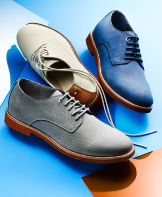 Men's spring oxfords