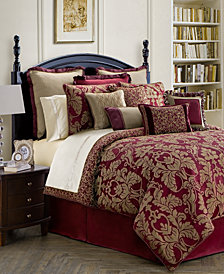 CLOSEOUT! Waterford Athena 4-Pc. Bedding Collection