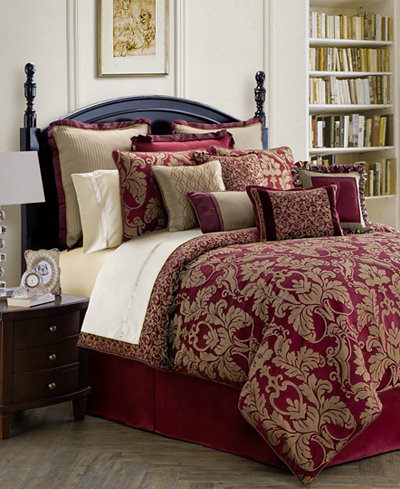 Waterford Athena 4-Pc. Bedding Collection