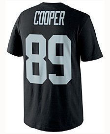 Nike Amari Cooper Oakland Raiders Pride Player T-Shirt, Big Boys (8-20)