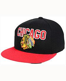 Reebok Chicago Blackhawks Winter Classic Player Snapback Cap