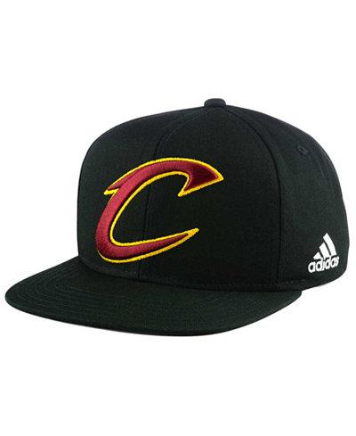 adidas Boys' Cleveland Cavaliers XL 2-Color Snapback Cap