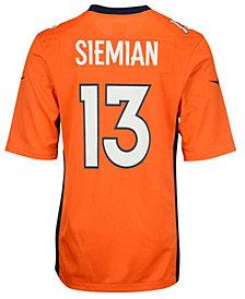 Nike Men's Trevor Siemian Denver Broncos Game Jersey