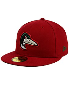 Great Lakes Loons AC 59FIFTY Fitted Cap