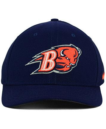 Image 2 of Nike Bucknell Bison Classic Swoosh Cap