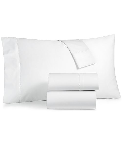 Charter Club Twin 3-Pc Sheet Set, 550 Thread Count 100% Supima Cotton, Created for Macy's